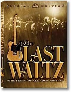 last waltz dvd boxart