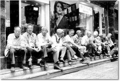 Shanghai Gentlemen HDR