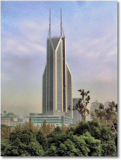 Skyscraper HDR