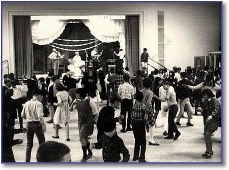HS dance