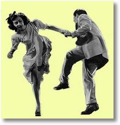 MUSIC shag dancing