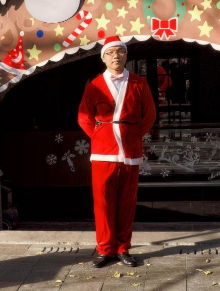 Shanghai Santa Claus